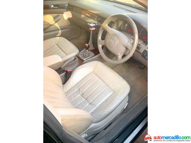Audi Allroad Quattro 2003