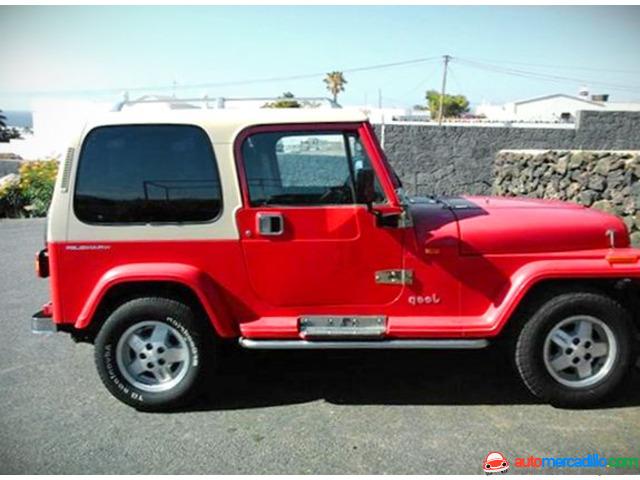 Jeep Wrangler 4. 0 4.0 1992