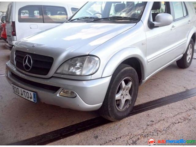 Mercedes-benz Clase M 2001