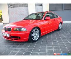 Bmw 323 Ci 170 Cv M Paquete 2000