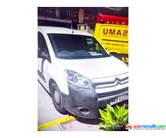Citroen Berlingo 1.6 Hdi 1.6 Hdi 2010