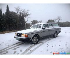 Volvo 240 1991