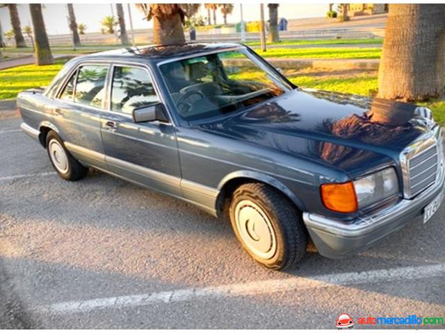 Mercedes 300 Se 1988