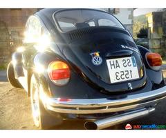 Vw Escarabajo 1973