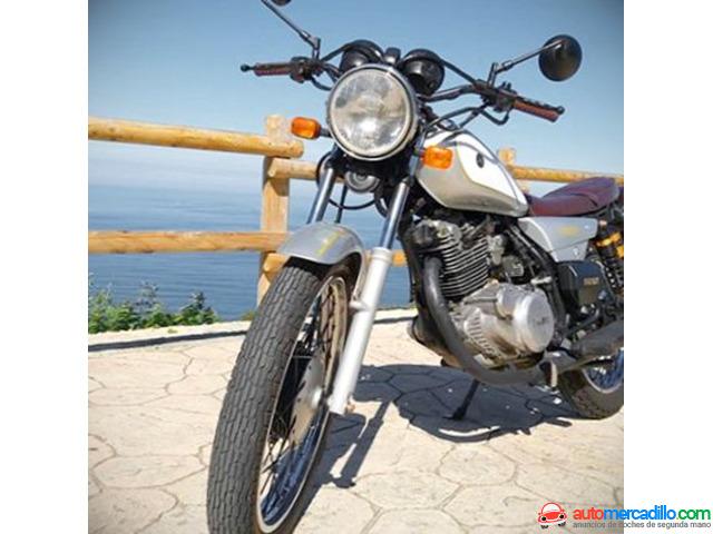 Yamaha Sr 250 1989