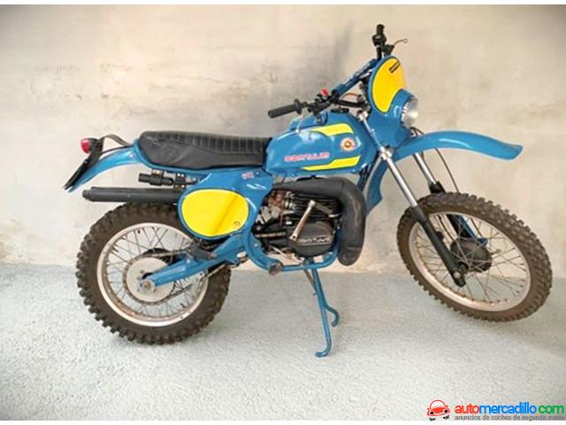Bultaco Frontera Mk11 370 Cc Cc 1978