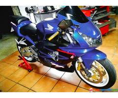 Honda Cbr900 Rr 2002