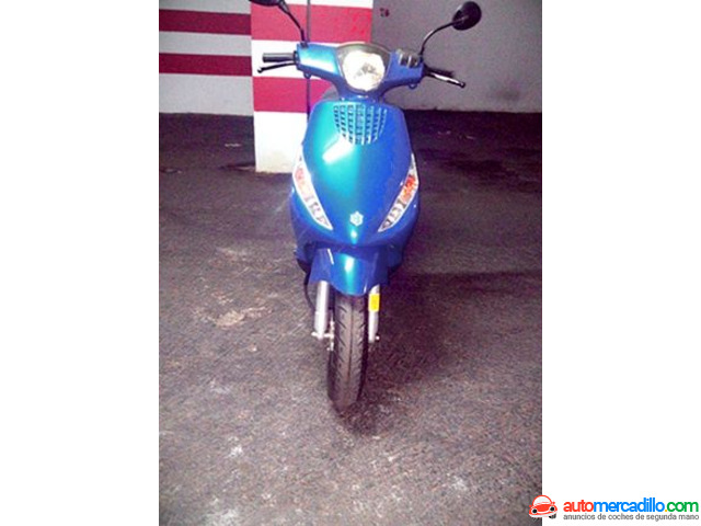 Piaggio Zip 100 4 T 2006