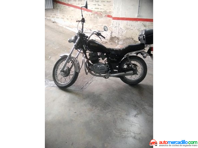 Yamaha 250 Especial 1990