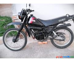 Yamaha Dt 80 Aire 1984