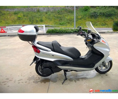 Yamaha Majesty Yp 250 Abs 2003