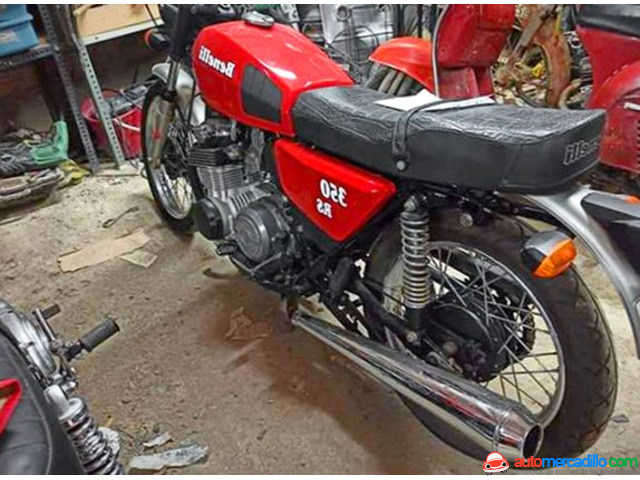 Benelli 350 Rs Rs 1980