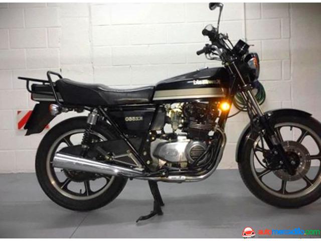 Kawasaki Kz550 1985
