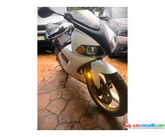 Yamaha Tzr Motor Nuevo 2012