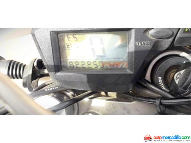 Yamaha Xt660 2008