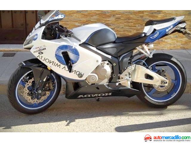 Honda Cbr Rr 600 2005