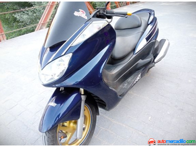 Yamaha Majesty 400 InyecciÓn 2004