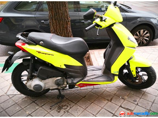 Aprilia Sport City One 125 Cc Cc 2012