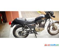 Yamaha Sr 250 Especial 1987