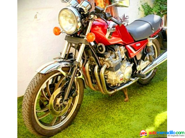 Yamaha Xj 650 1984
