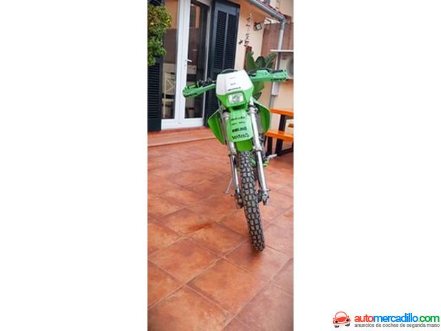 Kawasaki Kxl300 R 2000
