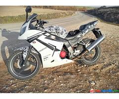 Daelim Roadwin 125 R 2014