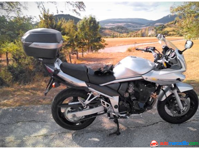 Suzuki Gsf 650 Bandit S 2005