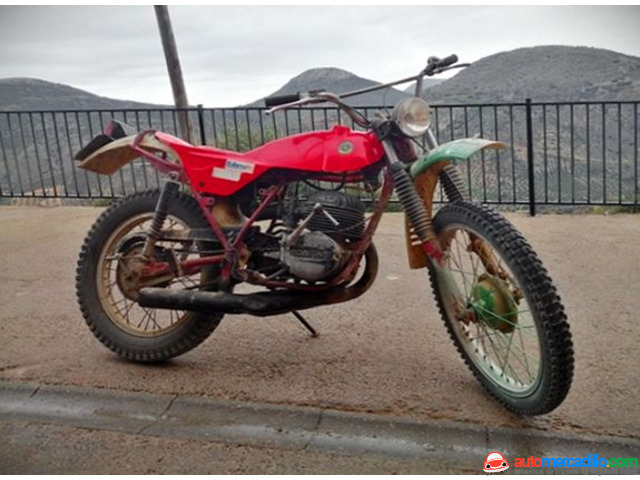 Bultaco Lobito 125 Mk7 1974
