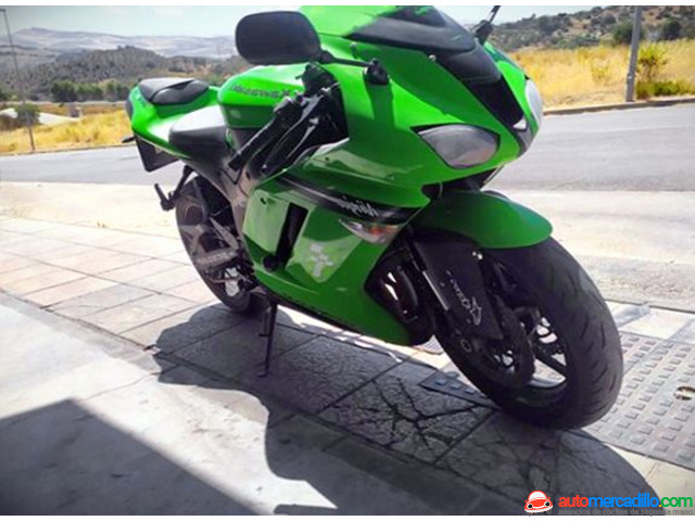 Kawasaki Ninja Zx6 R 2008