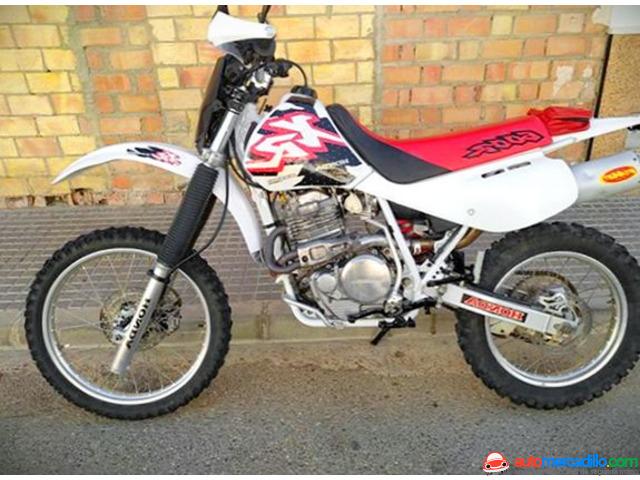 Honda Xr 600 2000