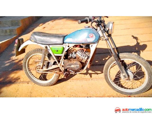 Rieju Tt406 1981
