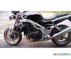Triumph Speed Triple 955 I 2000