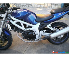 Suzuki Sv 2001