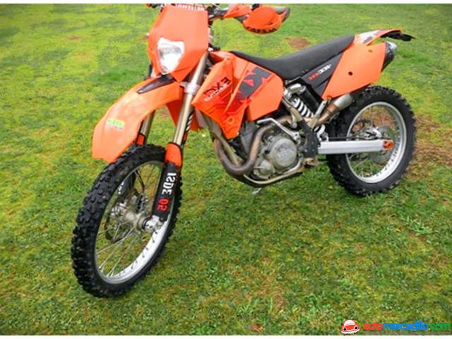 Ktm 400 2004