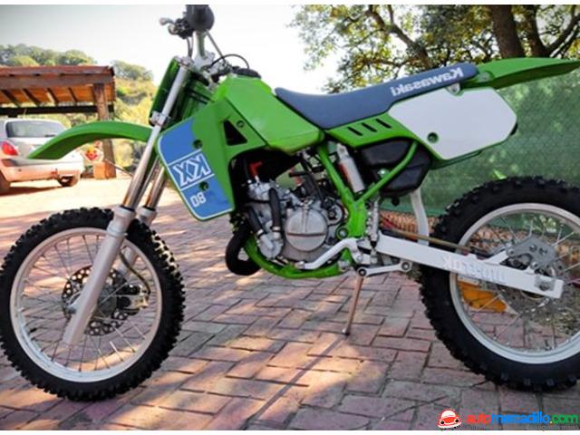 Kawasaki Kx 80 1989