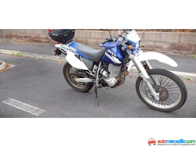 Yamaha Tt 600 Re 2004