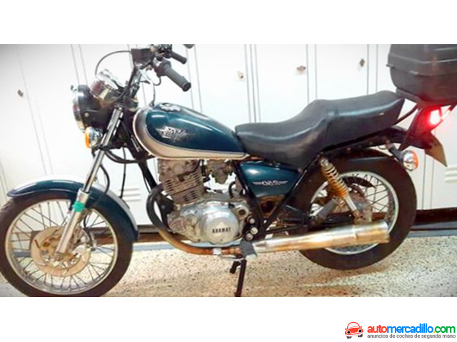 Yamaha Sr 250 Special 1996