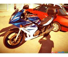 Suzuki Gs500f 2007
