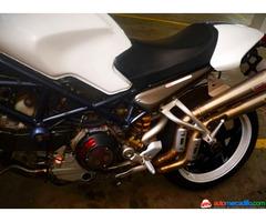 Ducati Monster S4 R 996 Ti 2004