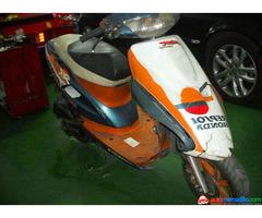 Honda Scooter Sfx 50