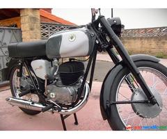 Ossa Moto Ossa160 T 1965