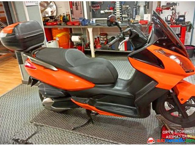 Kymco Super Dink 300 I 2011