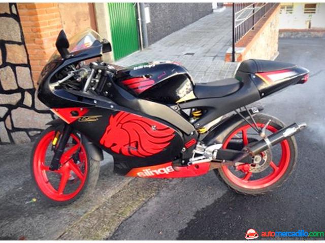 Aprilia Rs50 2004