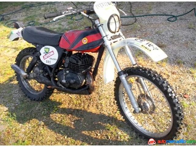 Montesa 250 H 1975