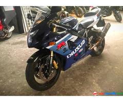 Suzuki Gsx600 R 2005