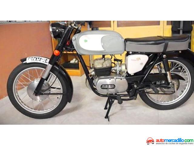 Ossa 160 T 1965