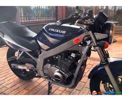 Suzuki Gs 500 2003