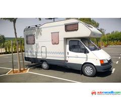 Ford 2.5 Cc. 80 Cv Acepto Caravana 1993