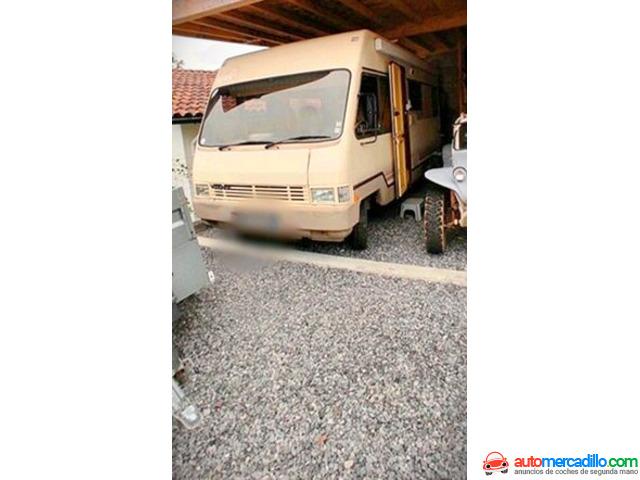 Autocaravana Tabbert 2.5 Td 2.5 Td
