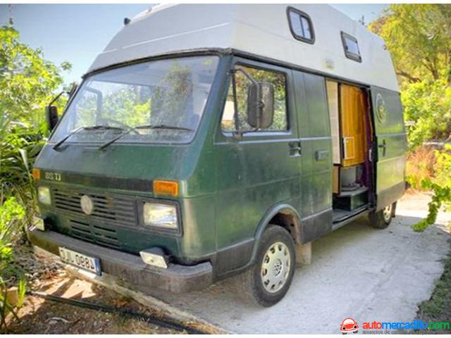 Volkswagen Vw Lt 28 31 1986